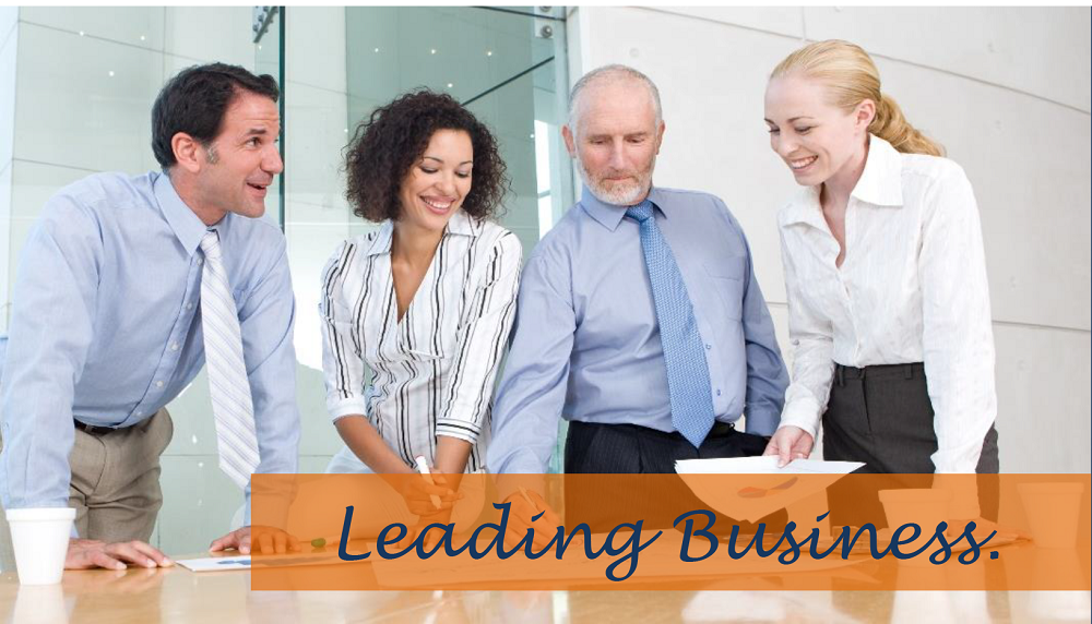 Leading Business LWC Image